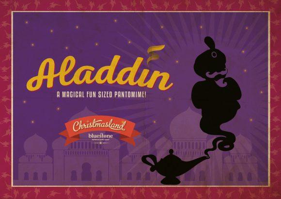 Aladdin 2016 at Bluestone Resort Wales