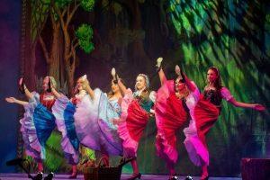 10 December 2014 Cinderella Panto Lyric Theatre Carmarthen Journal Carmarthen