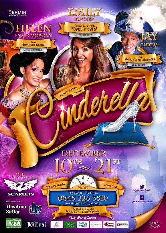 Cinderella – Pantomime – 2013 / 2014
