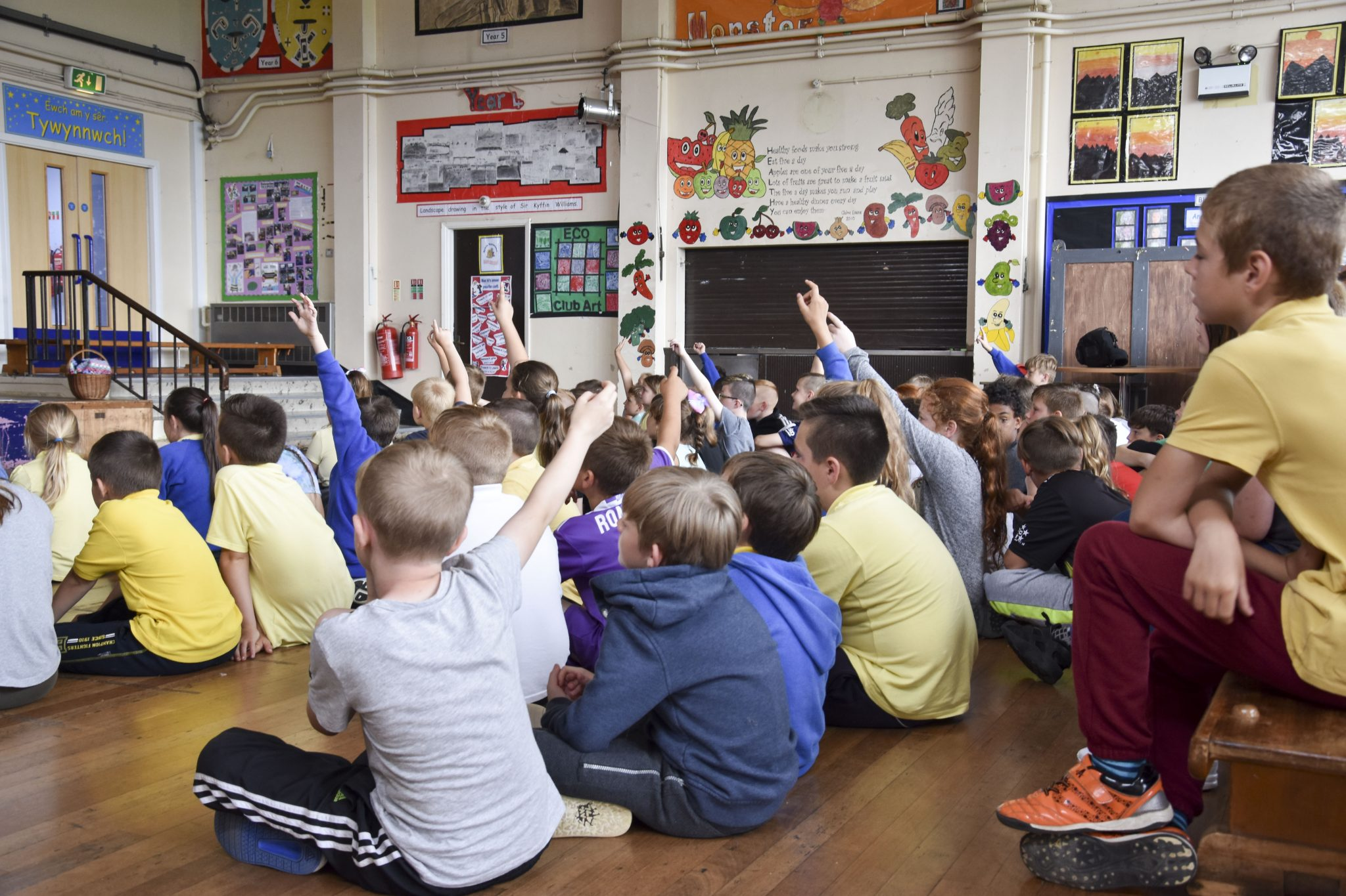Theatre in Education – Visits to Schools and Education Centres