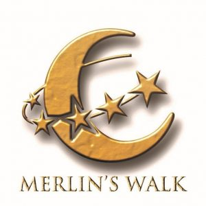 Merlin's Walk Logo