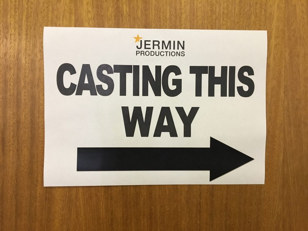 Casting this Way 1