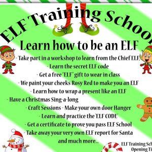 Elf School Pic