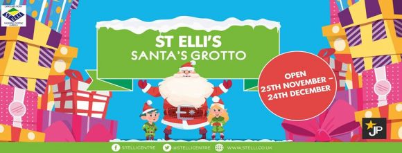 Christmas Grotto and Elf School 2017