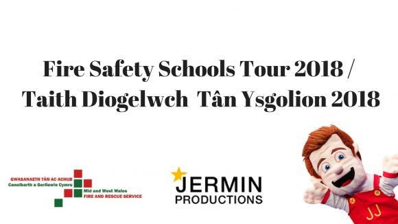 Theatre In Education: Fire Safety Tour 2018