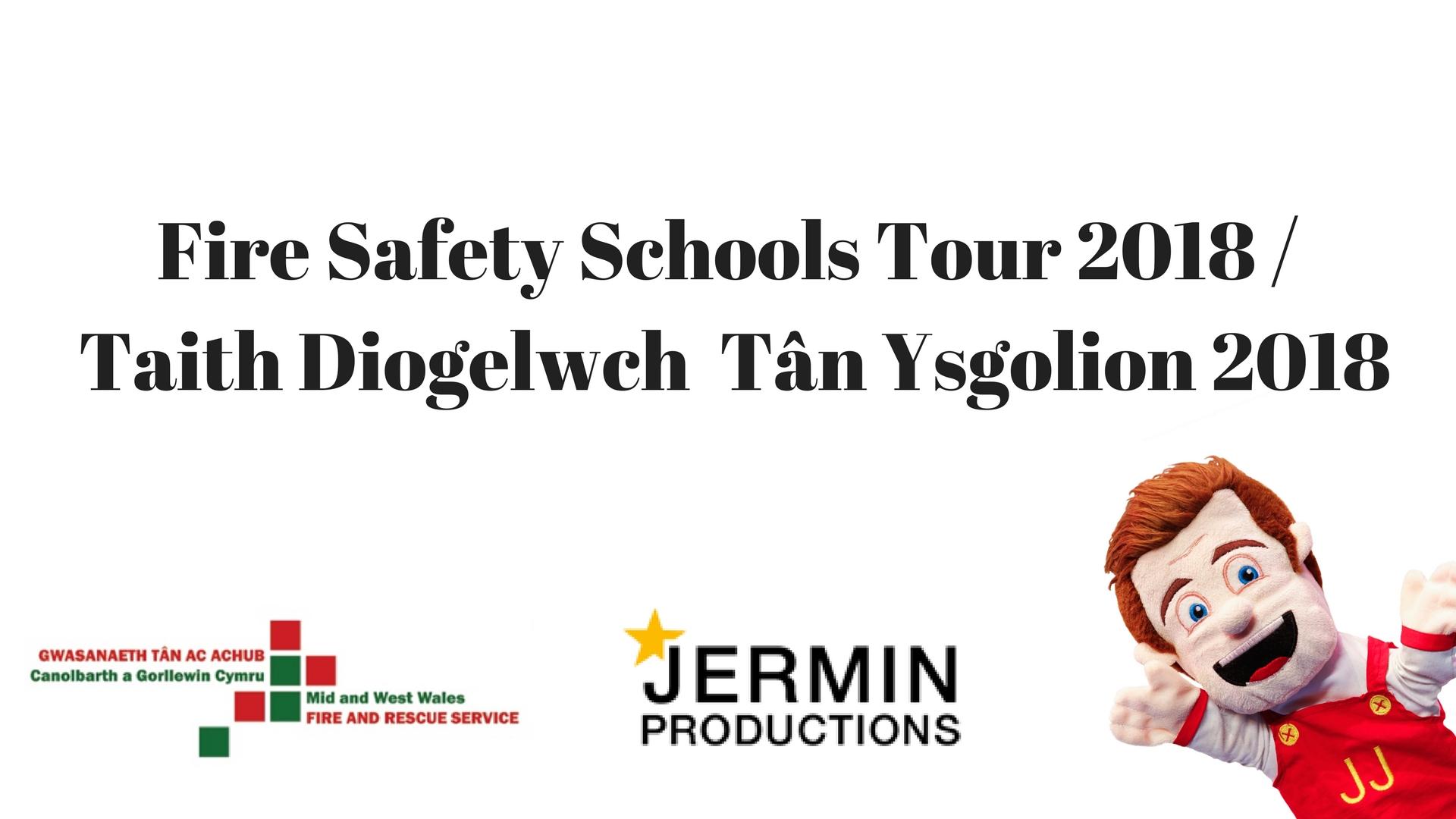 Taith Diogelwch Tan Ysgolion 2018