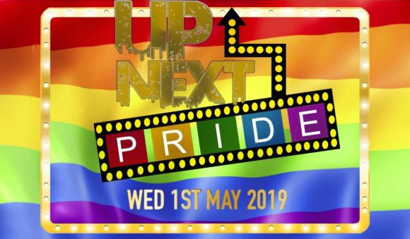 Up Next with PRIDE!